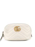 Gucci GG Marmont makeup bag
