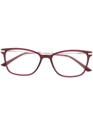 Calvin Klein square frame glasses