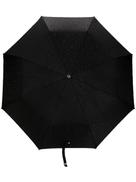Alexander McQueen chain-link detail skull-handle umbrella