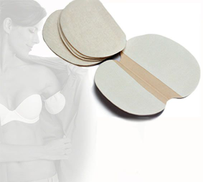 0 Disposable Underarm Shields, Sweat absorbent pad as Anti perspiration Armpit mats, No Smell, No Bad Appearance