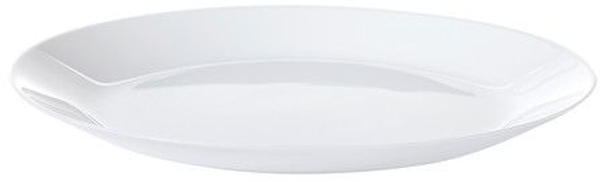 0 French Tempered Glass Plates Set of 6