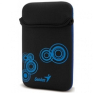 Genius GS-1001 Sleeve for Multi 10 Inch Tablet - Black and Blue 39700018102