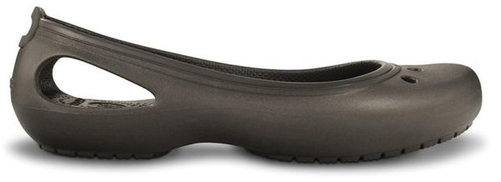 Crocs 11215 Kadee Flat Shoes For Women - Espresso