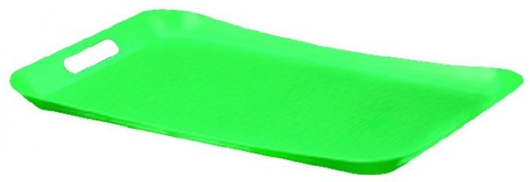 M-Design 30626 Large Serving Tray - Green, 50x30 Cm