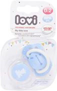 Lovi 22-847 My Little Love Soother, Blue