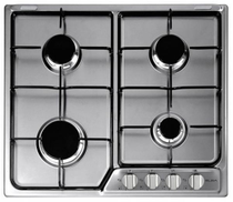 Elba EF60-401X Built in Gas Hob - 60cm