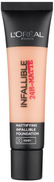 L'Oreal Paris Infallible 24H Matte Foundation 30 Honey, 35ml