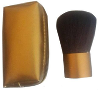 Other Bold and Soft Blush Brush with Gold Case