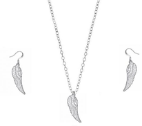 set of chain and ears for women - 2724547794922