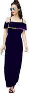 Fg Casual Straight Dress For Women