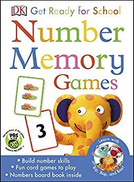 Get Ready for School Number Memory Games