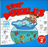 Kids' Puzzles: Book 2