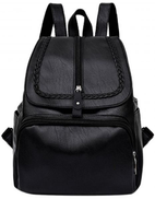 Leather Backpack for Ladies and Girls Item No 1465 - 1
