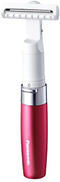 Panasonic Mobile Body Hair Trimmer Pink White 1.3 ounce Wr40