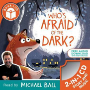 Nick Butterworth Who's Afraid of the Dark Picture Flats and CD