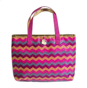 Hamely'S 143628 Luvley Hot Pink Sequin Tote