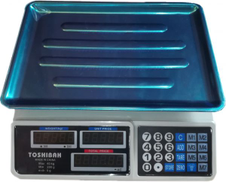 Scales Toshibah Digital Weighs up to 40 kg
