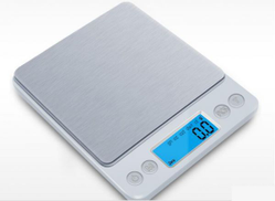 Other Digital Kitchen Scale Mini Pocket Stainless Steel Precision Jewelry Electronic Balance Weight Gold Grams