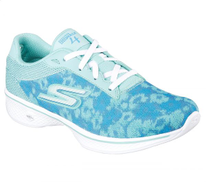 Skechers Sport Sneakers For Women - Aqua