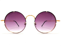 Spitfire Round Sunglasses For Women, Pool Side