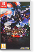 Monster Hunter Generations Ultimate Nintendo Switch by Capcom