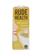 Rude Health Organic Almond Drink - 1 Litre