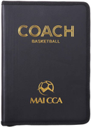 MAICCA Coach Notebook for Basketball 18D-267 Multi Color
