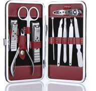 10 in 1 Manicure Pedicure Ear pick Nail-Clippers Set