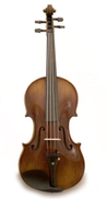 VHT Violin 4 4 Full Size with all accessories