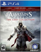 Assassins Creed The Ezio Collection For Ps4 Price In Egypt Compare Prices
