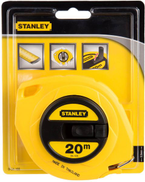 stanley Stanly Abs034-34-105 Area Meter Measuring Tape, 20 M