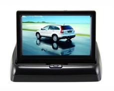 Other Foldable 4.3 Inch TFT LCD Car Monitor for Vehicle Reversing Parking System