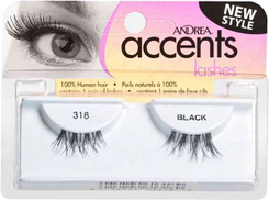 Ardell Accent Lashes Black 318