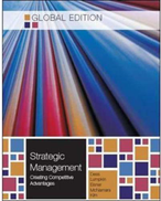 0 Strategic Management Creating Competitive Advantages by Gregory G. Dess - Paperback