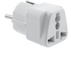 Other Converted from triple plug to double