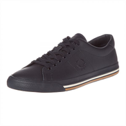 Fred Perry Zapatilla Underspin Fashion Sneakers for Men - Navy Blue