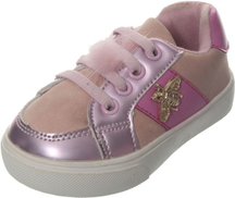 Tobaco Lace Up Shoes For Kids - abc-91, Multi Color