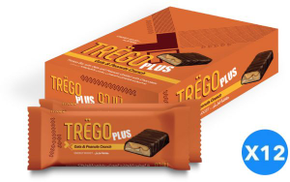 Trego Plus Oats & Peanut 12 Pieces
