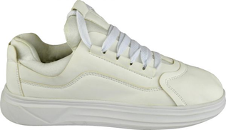 A.S Fashion Sneakers Shoes For Men - White