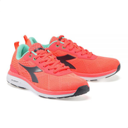 Diadora SWAN + W Running Shoes For Women - Salmon Pink