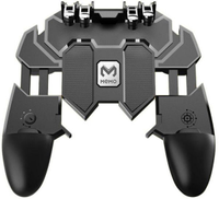 Memo Game Controller Peggy and Fortnight most games - Black Ak66