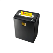 Rexel Paper Shredder Machine - Black