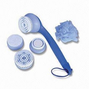 Spinning Spa Brush