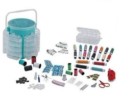 Sewing Kit with 210 Pieces