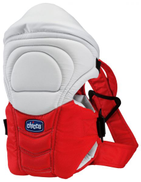 Chicco CH110-2 Soft & Dream 3 Position Infant Carrier, Red