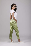 Recesses Cargo Fashion Joggers Pant For Women