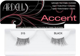 Ardell Accent Lashes Black 315