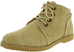 Bearpaw Beige Athletic Boot For Girls