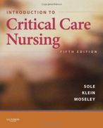 Elsevier Introduction to Critical Care Nursing