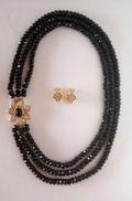 Onex necklace and earring